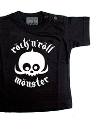 T-Shirt Rock'N Roll Monster