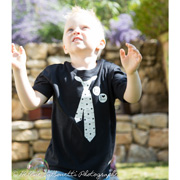 TShirt enfant rocker punk
