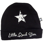 Bonnet Little Rock Star
