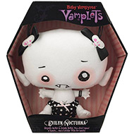 Peluche Vamplets Evilyn Nocturna